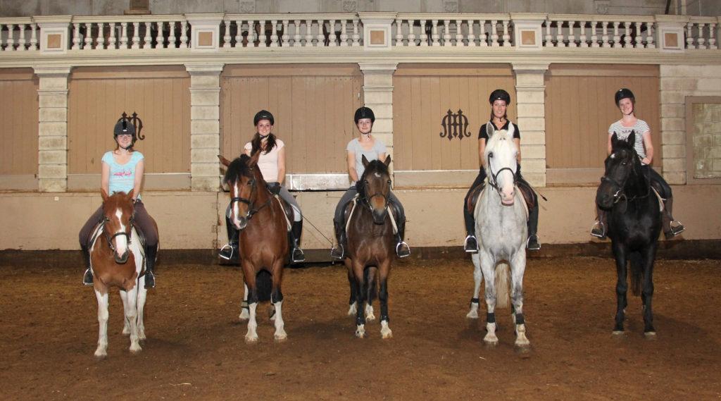 A.S.R. BLOK les horseriding