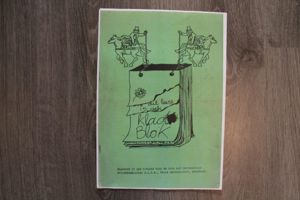 KladBLOK magazine